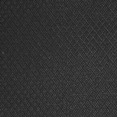 Diamond Embossed Black Pattern