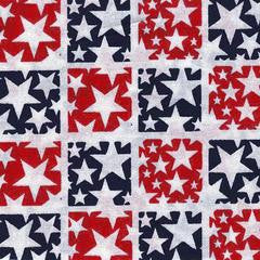Something Greek Exclusive Patriotic Star Pattern