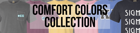 Comfort Colors Clothing