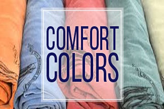 Custom Fraternity comfort colors apparel and gear