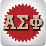 Alpha Sigma Phi Fraternity clothing sales and Greek gear