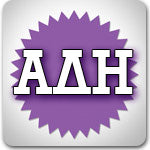 alpha delta eta adh sorority greek clothes cheap prices sale budget printed letters custom design
