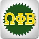 omega phi beta ofb sorority greek clothes cheap prices sale budget printed letters custom design