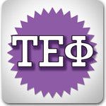 Tau Epsilon Phi Fraternity custom Greek gear discounts