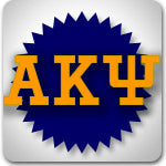 Alpha Kappa Psi Fraternity clothing sales and Greek merchandise special deals