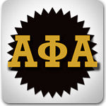 Alpha Phi Alpha Fraternity clothing sales and Greek merchandise discounts