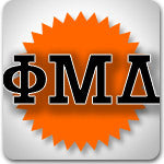 Phi Mu Delta Fraternity custom Greek gear discounts