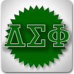 Delta Sigma Phi Fraternity custom Greek gear discounts