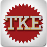Tau Kappa Epsilon Fraternity Greek merchandise discounts