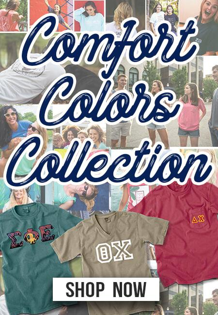 Comfort Colors Collection; Shop Now