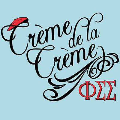 Something Greek Custom Sorority Recruitment Clothing Phi Sigma Sigma