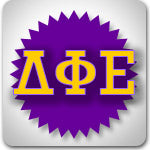 Delta Phi Epsilon Sorority custom Greek gear discounts