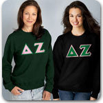 delta zeta sorority greek gear sale package special low price budget shirts