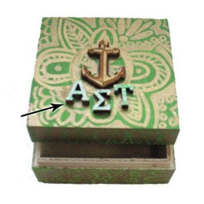 diy do-it-yourself greek sorority trinket box wood accessories paddle season