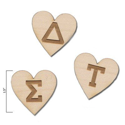 sorority fraternity custom engraved heart greek letters paddle diy wood do-it-yourself