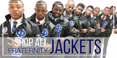 Custom Fraternity Jackets