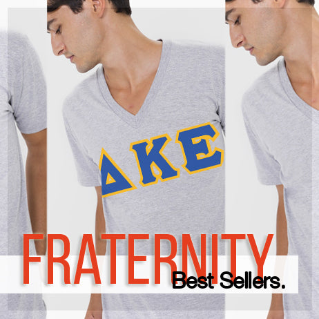 american apparel greek letters personalized