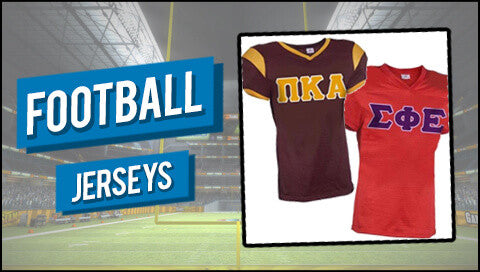 Something Greek merchandise Football jerseys