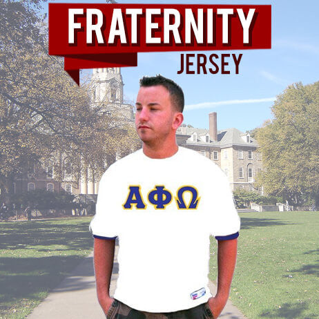 Something Greek Custom Fraternity Jerseys