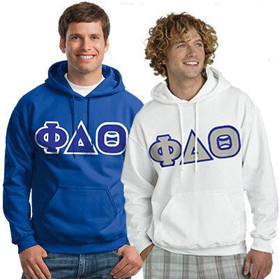 greek sorority fraternity hoodie custom pattern print letter color border somethinggreek