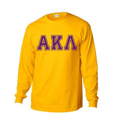 Alpha Kappa Alpha Long Sleeve