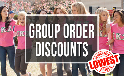 Group Order Discounts