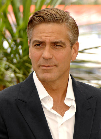 Something Greek Famous Celebrities George Clooney