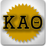 Kappa Alpha Theta Sorority custom Greek discounted clothing
