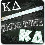 Kappa Delta Sorority gifts and Greek accessories