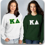 Kappa Delta Sorority clothing specials