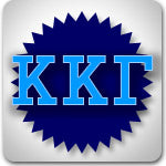 Kappa Kappa Gamma Sorority custom Greek clothing sales