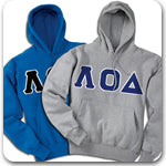 Lambda Omicron Delta Sorority clothing and Greek gear