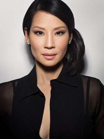 Something Greek Famous Celebrities Lucy Liu Chi Omega Sorority