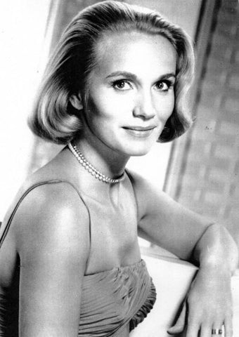 Eva Marie Saint celebrity superman returns greek sorority delta gamma alumna