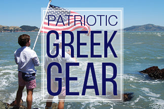 Patriotic Greek Gear