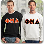 Phi Mu Delta Fraternity clothing specials on Greek merchandise