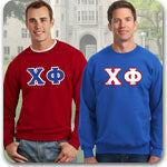 Chi Phi Fraternity clothing specials and Custom Greek merchandise
