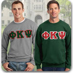 Phi Kappa Psi Fraternity clothing specials on Greek gear