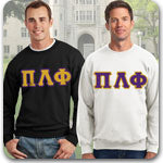 Pi Lambda Phi PiLam Fraternity clothing specials on Greek merchandise