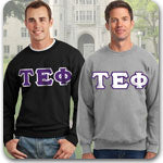 Tau Epsilon Phi Fraternity clothing specials on Custom Greek merchandise