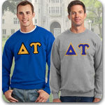 Delta Upsilon Fraternity clothing specials and Custom Greek clothing