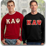 Kappa Alpha Psi Fraternity clothing specials and custom Greek merchandise