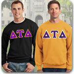 Delta Tau Delta Fraternity clothing specials and Custom Greek merchandise