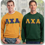 Lambda Chi Alpha Fraternity clothing specials and Greek merchandise