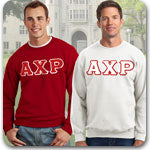 Alpha Chi Rho Fraternity clothing specials Custom Greek gear