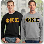 Phi Kappa Sigma Fraternity clothing specials and Greek gear