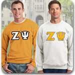 Zeta Psi Fraternity clothing special deals on Custom Greek merchandise