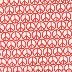 Peace-Colored Pattern