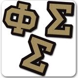 Phi Sigma Sigma Sorority do it yourself Greek merchandise