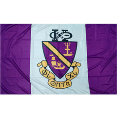Phi Chi Theta professional Fraternity Flag Custom Greek flags and banners